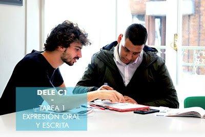 DELE C1 – La Organización de la Tarea 1 de Expresión oral y escrita