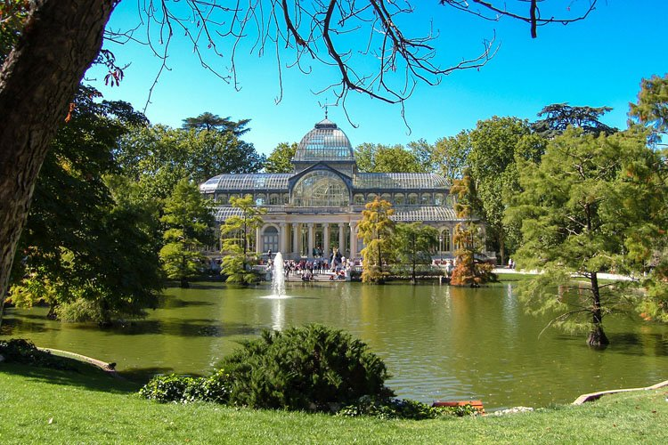 The Best Parks in Madrid