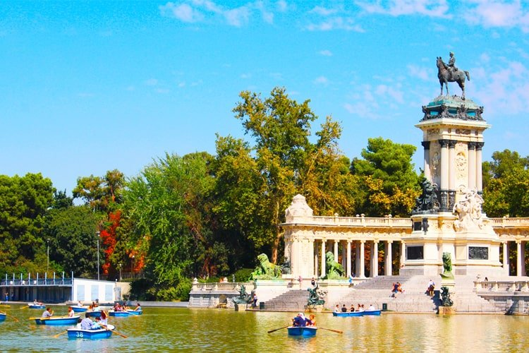 Madrid's Paseo del Prado and Retiro Park have been granted World Heritage status by UNESCO