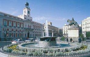 Madrid in un paseo por madrid - Como llegar a la puerta del sol ...