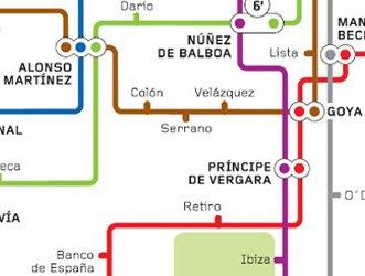 Transports Publics A Madrid Ail Madrid