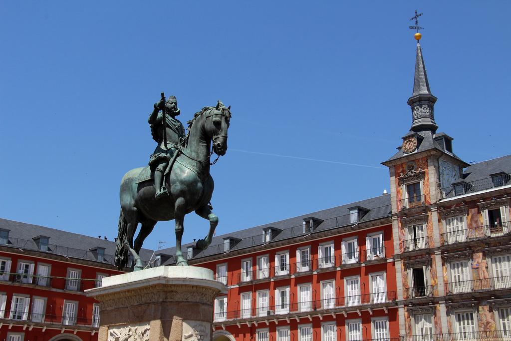 """Madrid de los Austrias"" - amazing architecture"