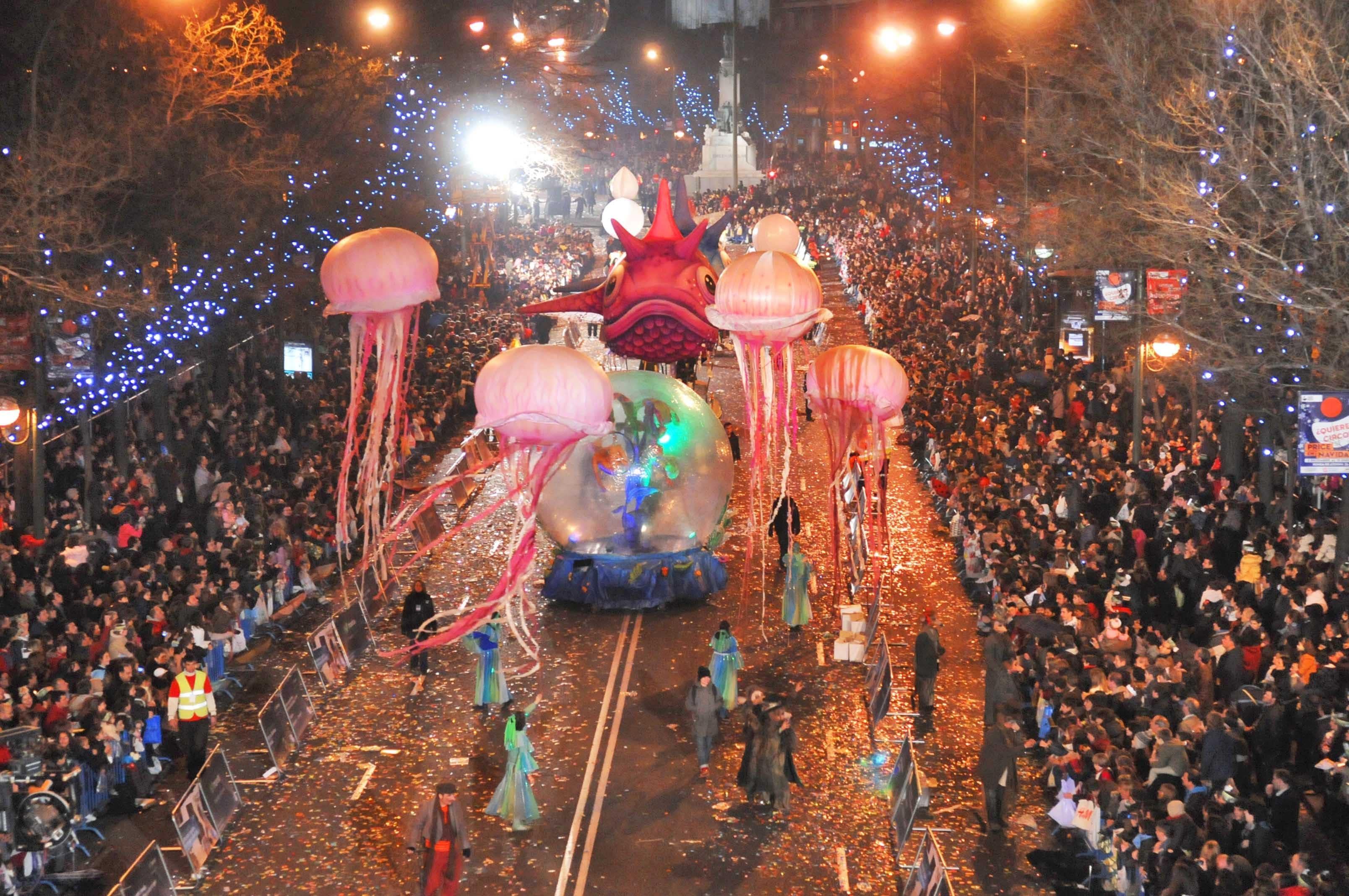 Madrid Public Holiday: Epiphany