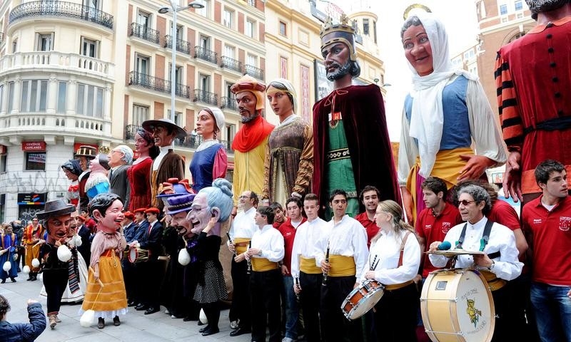 Madrid Public Holiday: Saint Isidro
