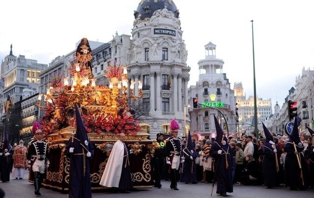 Madrid Public Holiday: Good Friday