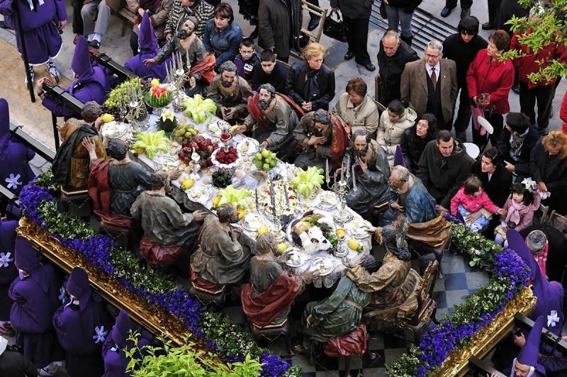 Madrid Public Holiday: Holy Thursday