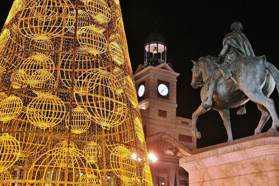 Madrid Public Holiday: Christmas bank holiday