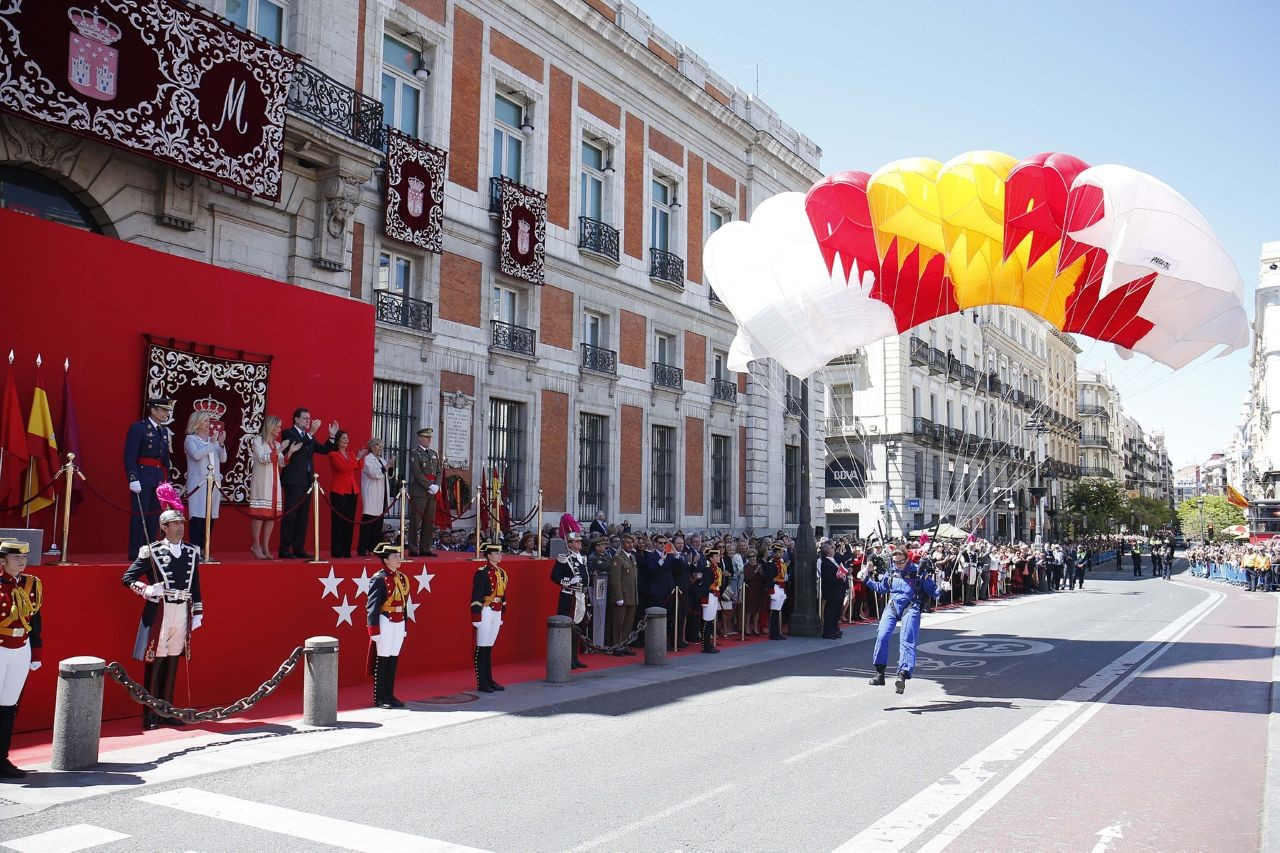 Madrid Community public Holiday